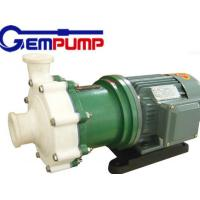 Buy cheap F - Type horizontal chemical  resistant pump / Suspension pump 40F-65ⅡA product