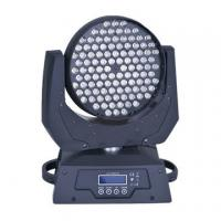 Buy cheap 108*3W LED zoom moving head wash light,LED Stage light product