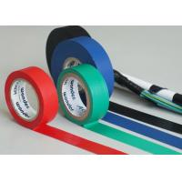 Buy cheap Red / Green High Temp Electrical Tape Wiring Cables For Buildings product