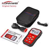 Buy cheap Portable Eobd Obd2 Obdii Car Scanner Diagnostic Live Data Code Reader Compatible With OBD2 And CAN Vehicles product