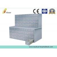 Buy cheap ISO9001 300*2000mm Hospital Bedside Cabinet ALS - CA014 For OEM Service product