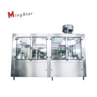 Buy cheap Low Investment Spirit Bottling Machine For Glass Bottled , Rinsing Filling Capping Machine product