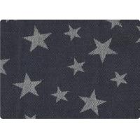Buy cheap Classics Star Denim Jeans Fabric Jacquard Upholstery Fabric 230gsm product