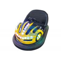 Buy cheap Amusement Park Electric Bumper Cars , Battery Operated Bumper Cars For Kids product