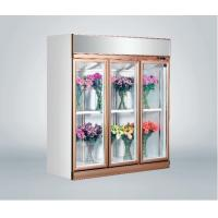 Buy cheap Commercial Fresh Flower Glass Door Freezer Multi - Climate Fan Cooling product