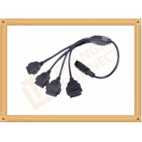 Buy cheap Durability PVC 16 Pin OBD Extension Cable Black CK-MF16Y04L product