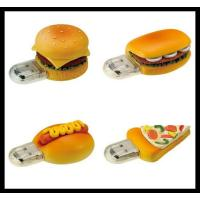 Buy cheap hot sale Christmas Gift!OEM Food Shape memory disk PVC Usb Flash Drive with best price product