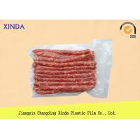 Buy cheap PA / PE Plastic Food Vacuum Bags for Packaging 16.5 x 22 cm 68 micron product