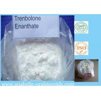 Buy cheap Yellow Powder Trenbolone Enanthate / Parabola Steroid 10161-33-8 For Muscle Building product