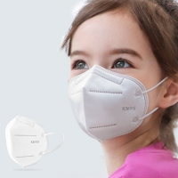 Buy cheap 5 Layers Protective Winter Earloop Anti Pollution Mask for Kids Child product