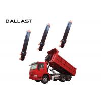 Quality Multi Stage Telescopic Hydraulic Cylinder , Single Acting Dumper Hydraulic Lift Cylinder for sale