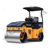 Buy cheap YZC3.5H FULL HYDRAULIC DOUBLE DRUM Vibratory Roller product