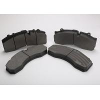 Buy cheap Truck Brake Pad , Automobile Bus Brake Pads With Black Color product