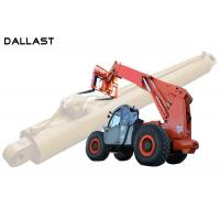 Buy cheap Double Piston Hydraulic Cylinder for Heavy Duty Engineering Equipment / Machinery product
