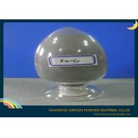 Buy cheap Low Carbon Ferro Chrome Metal Powder Metallurgy Cr 69% C 0.06% ISO Certificated product