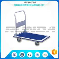 Buy cheap Transportation Hand Truck Dolly Foldable , Platform Hand Truck Roll Container SGS product