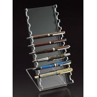 Quality Classic Ladder Shape Acrylic Pen Holder With Reasonable Price for sale
