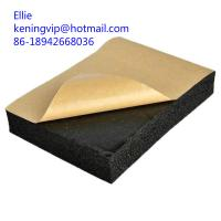 China PE closed-cell foam material/NBR rubber foam sheets on sale