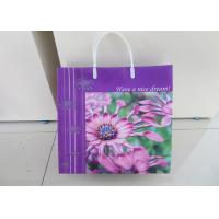 Buy cheap Die Cut Handle Plastic Gift Bags Packing Personalised For Shopping product
