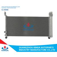 Buy cheap Aluminum Car Air Conditioner Radiator For Toyota Prius Hybrid  88460-47170 product