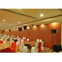 Buy cheap Hotel Sound Proof Partitions ,  Banquet Hall Partition Wall 85mm product