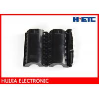 Buy cheap Weatherproof Fibre Optic Cable Splicing Closure 7/8 In Feeder Cable To Antenna Connector product