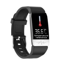 Buy cheap Android System Temperature Smart Watch 1.14 Inch IPS Color Screen TFT Dispaly product
