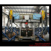 Buy cheap H Beam Production Line Gantry Welding Machine / Equipment With Two Submerged Welder product