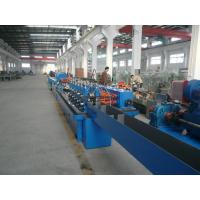 China Furniture Steel Pipe Production Line High Speed 10 Mm - 25.4 Mm on sale