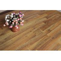 Buy cheap 8mm Laminate Wood Flooring with Three Strips,Crystal Surface,Square Edge product