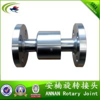 Buy cheap High pressure low speed stainless steel rotary joint for hydraulic oil gas and water product