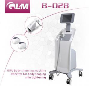 China Super Weight Loss Body Slimming Ultrasound HIFU Machine Multifunction 576 Points wholesale