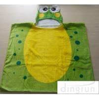 Buy cheap Bacteria Resistant Infant Hooded Towels , Kids Swimming Towels With Hoods product