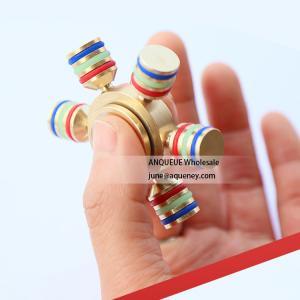 Buy cheap EDC Fidget Toy Hand Finger Spinner Toys For Adults,Hybrid Ceramic Bearing 608 for Tri Spinner Finger product
