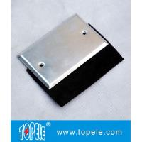 Buy cheap Flat One - gang Aluminum Stamped Cover , Weatherproof Electrical Outlet Boxes product