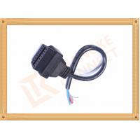 Buy cheap Black 16 Pin Obd Extension Cable Male to Female Cable CK-MF16D00F product
