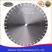 China 535mm Laser Saw Blade with Good Sharpness for Cured Concrete Cutting wholesale