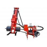 Buy cheap DM100B Portable Pneumatic Engineering Drilling Rig 20m Hole Depth 1m Feed Stroke product