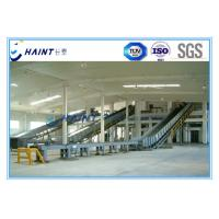Fire Resistant Paper Mill Machinery Pulp Handling For Stock Preparation
