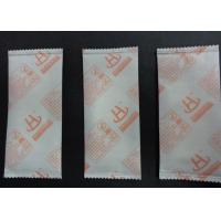 Buy cheap Chemical Auxiliary Agent Desiccant Drying Packet For Storage Of Metal And Copper product