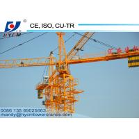 China New CE/CU-TR/ISO9001 Certified QTZ100(5020) Building Construction Tower Crane for Sale on sale