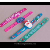 Buy cheap Best quality best selling fashion design silicone slap wristband for kids' toys product