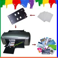 Buy cheap Compatible With Canon Inkjet Printer MG5420 5430 5450 5550 PVC ID Card Tray Holder product