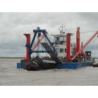 Buy cheap Small River Sand Dredger Hydraulic Cutter Suction Dredger With Cutter Head product