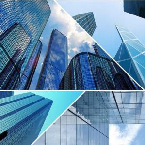 Skin Care UV Protection Window Film For Building Glass Window OEM / ODM Service