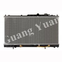 Buy cheap Aluminium Racing Mitsubishi Eclipse Radiator With High Performance DPI 2410 2433 product