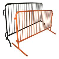 Buy cheap Easy Installation Metal Fence Accessories Temporary Construction Guardrails product