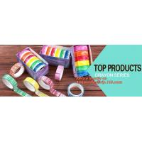 Buy cheap CRAYON SERIES, CARAYON WASHI TAPE,Dia3.7cm Animal Flower Whale Washi Tape Diary from wholesalers