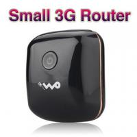 Buy cheap 3G Carfi with sim card slot,1500mAh mini and USB interface product