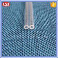China New design OEM acceptted quartz tube for tube furnace wholesale